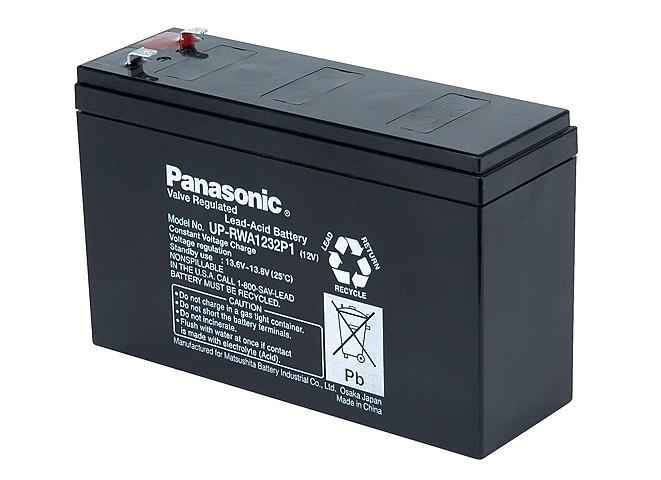 12 volt Blybatterier UPS-model