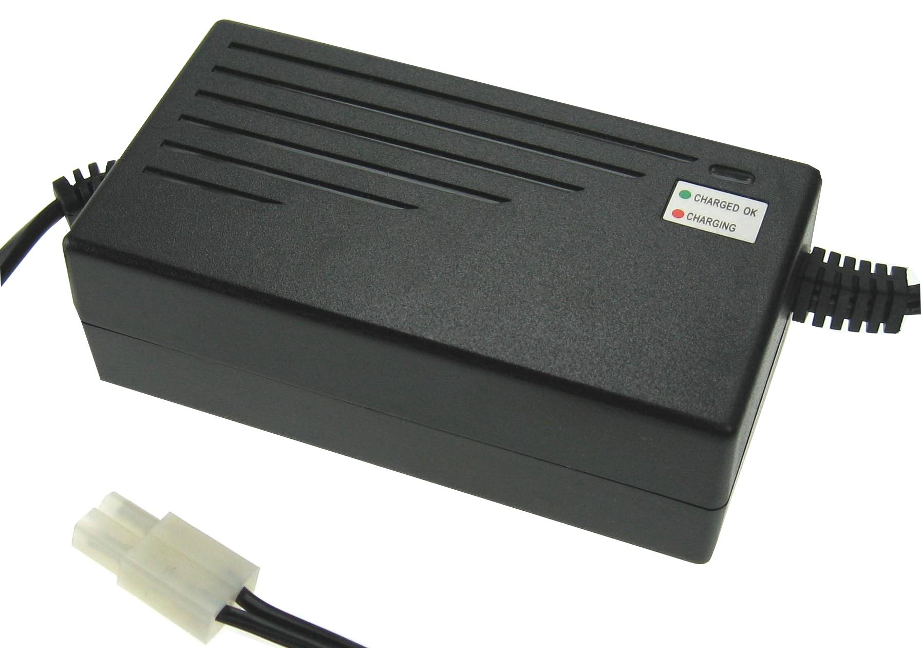 Li-Ion/Li-Pol batteripakke oplader