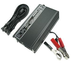 24 volt Blybatteri oplader