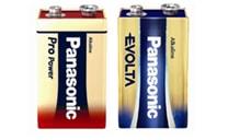 9V batterier