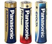 AA / LR6 / M Alkaline batterier