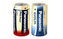 C / LR14 / L Alkaline batterier