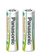 Genopladelige AA batterier