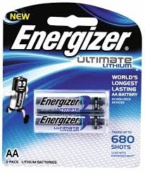 1,5 Volt Specialbatterier