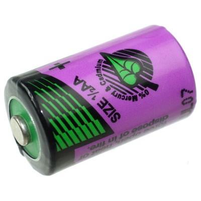 3,6 Volt Specialbatterier