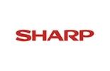 Sharp batteri til videokamera