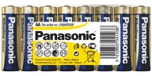 AA/LR6 Alkaline POWER Panasonic batteri 240stk.