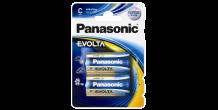 C/LR14 Alkaline EVOLTA Panasonic 2stk.