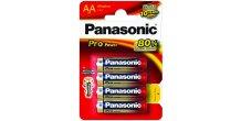 AA/LR6 Alkaline PROPOWER Panasonic 4stk.