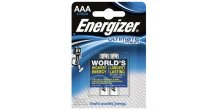 L92 AAA Lithium Energizer batterier 4stk.