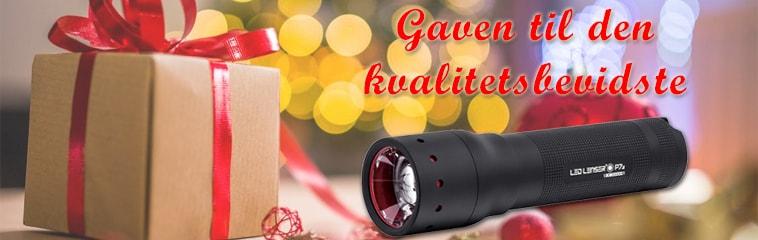 LED Lenser Lygte