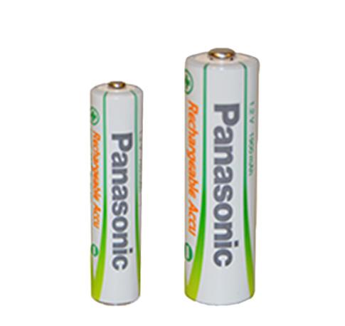 Klar til brug - Genopladelige batterier