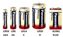 Pro Power batterier