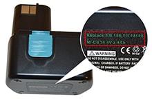 DeWalt batteri
