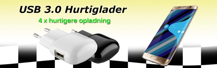 USB Hurtiglader